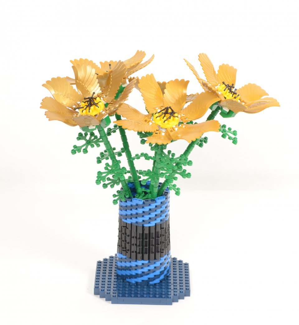 Kunstwerk LEGO