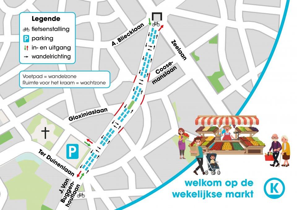 Markt Van Buggenhoutlaan